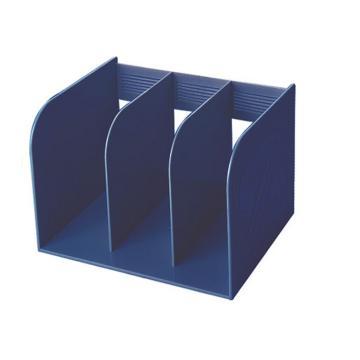 釗盛 書立,ZS-58(深藍)2個/盒 單位:個