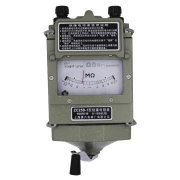 梅格 绝缘兆欧表,ZC25B-1 100V/100MΩ
