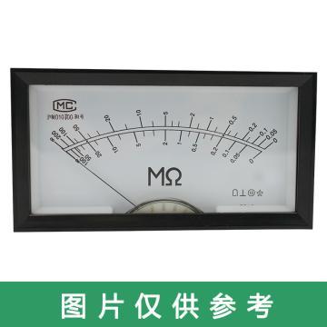 梅格 市电兆欧表,ZC42A-2 500V/500MΩ