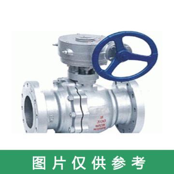碳鋼渦輪式球閥Q341F-25C DN200