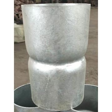 熱鍍鋅管接頭 Q235-114*200*3