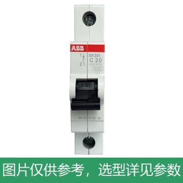 ABB 微型断路器 SH203 3P 63A C型 SH203-C63