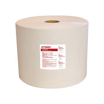 西斯贝尔 工业擦拭布,SCR321W 900张/卷 1卷/箱 卷装 单位:箱