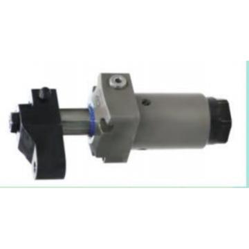 单动型旋转式夹紧器