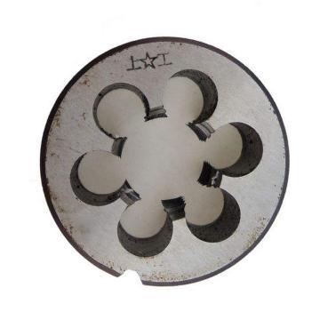 上工 圓錐管螺紋圓板牙,60°,Z 1/8