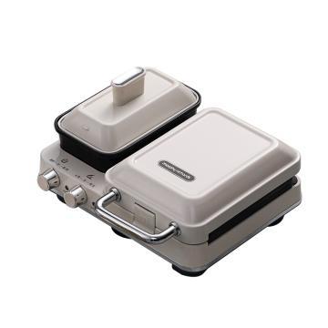 摩飛 輕食機早餐面包三明治機,MR9086 標配款 隨機色 單位:臺
