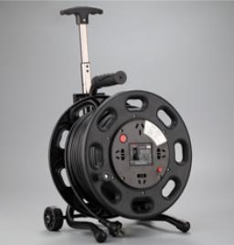 VISSFJ 移動電纜盤 30米/盤,3*2.5mm2(帶輪)