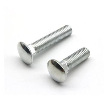 得普仕 半圓頭方頸螺栓,10*80,百個