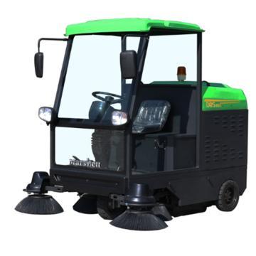 瑪西爾 駕駛式電動掃地車(全封閉),S19B