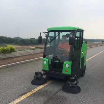 瑪西爾 駕駛式電動掃地車(全封閉),S19C