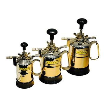 亚速旺(ASONE)金属制喷雾器 台式 0.4L(1个),4-182-04