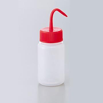 进口多色清洗瓶(广口),红色,容量250ml