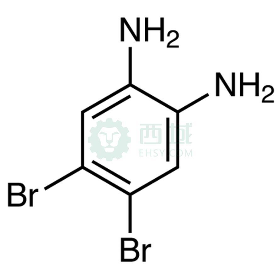 CAS:49764-63-8,4,5-二溴-1,2-苯二胺,>98.0%(HPLC)(T),5G