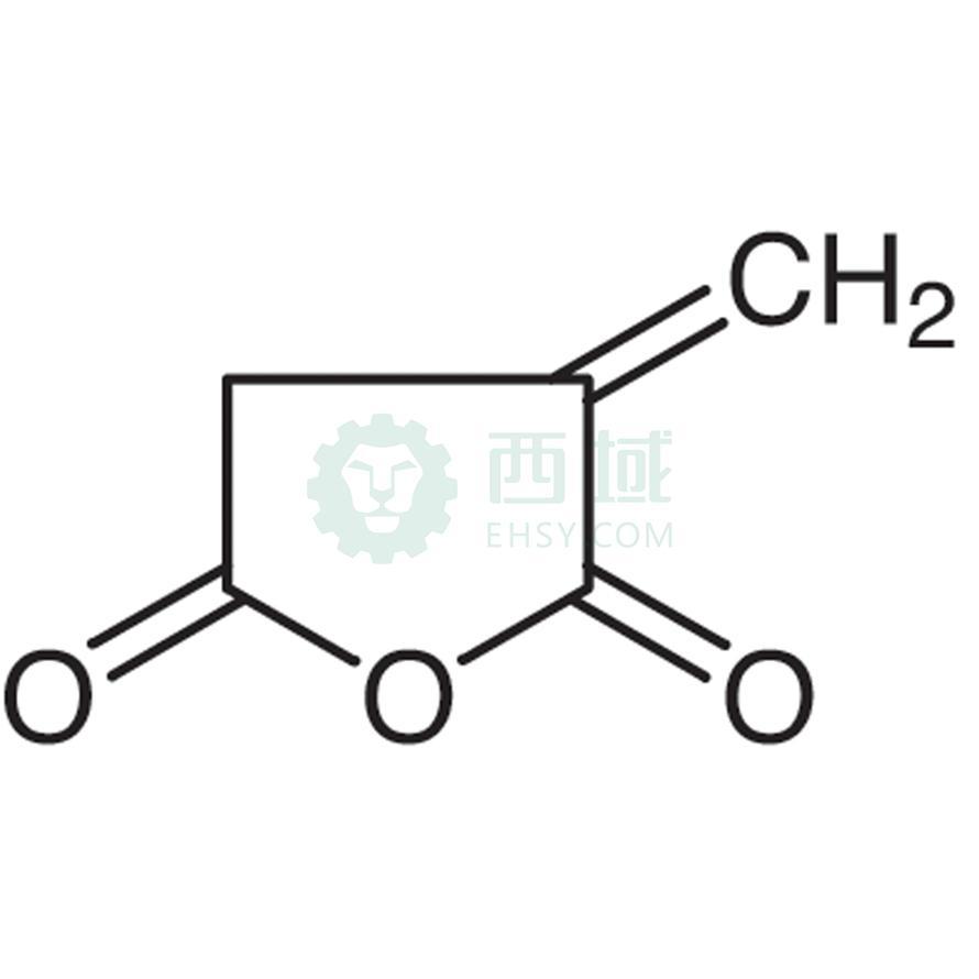 CAS:2170-03-8,衣康酸酐,>95.0%(T),100g