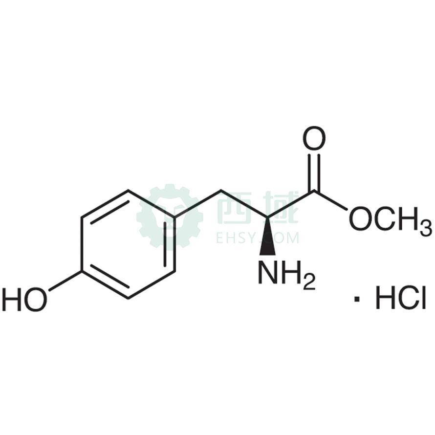 CAS:3417-91-2,L-酪氨酸甲酯盐酸盐,25g,>98.0%