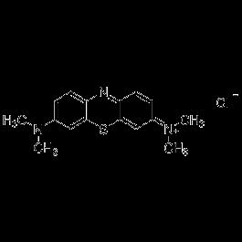 CAS:61-73-4|亚甲基蓝|≥70.0%|500G