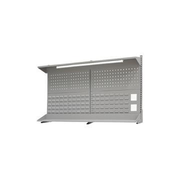 信高 工作臺后掛板,1.8米(含燈具、頂板、棚板),EP-18,40kg