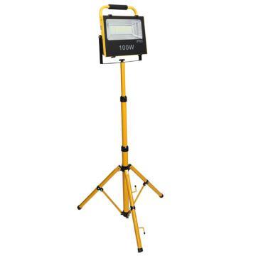 飛德朗 單頭三角支架應急燈,FDL-YJZJD1-100W,100W,白光,單位:套