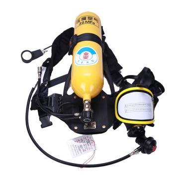 業安 空氣呼吸器,RHZK-5/30型,5L鋼制氣瓶
