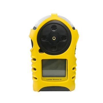 霍尼韋爾/HONEYWELL 便攜式四合一氣體檢測儀, MiniMax-4-OFCH 擴散式 堿性電池