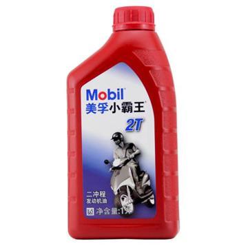 美孚 摩托车机油,小霸王 2T,1L/瓶