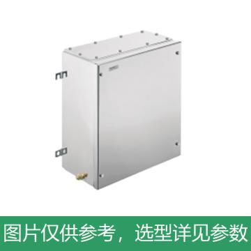 魏德米勒 不锈钢配电箱,KTB FS 453820 S4E2(1196170000)