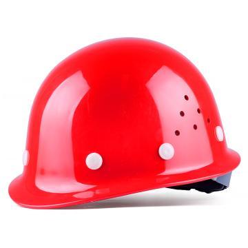 星工 盔式安全帽,ABS材质,红色,XGA-1T