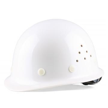 星工 盔式安全帽,ABS材质,白色,XGA-1T