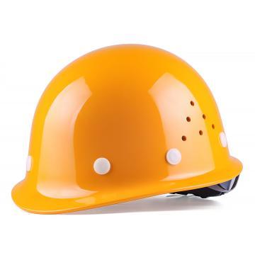 星工 盔式安全帽,ABS材质,黄色,XGA-1T