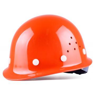 星工 盔式安全帽,ABS材质,橙色,XGA-1T