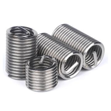 東明 DIN8140鋼絲螺套,M2.5-0.45X3D,不銹鋼304,1500個/盒