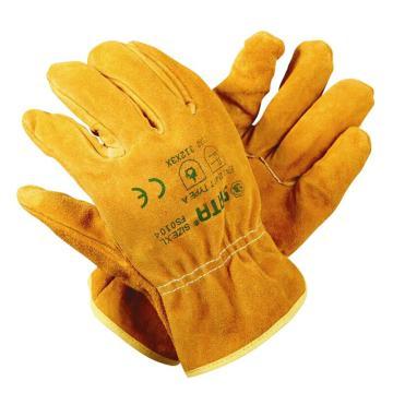 世达SATA 全皮手套,FS0104-XL
