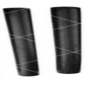 AJ 實心耐高溫橡膠棒,直徑30mm長500