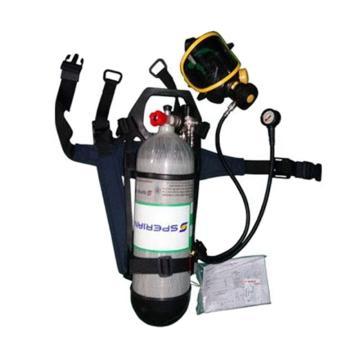 霍尼韋爾Honeywell 空氣呼吸器,SCBA805,T8000標準呼吸器 6.8L luxfer氣瓶 PANO面罩