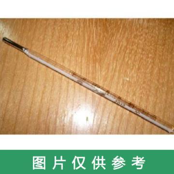 西域推荐 水银温度计 0-150℃ 长度1000mm 精度1℃,售完即止