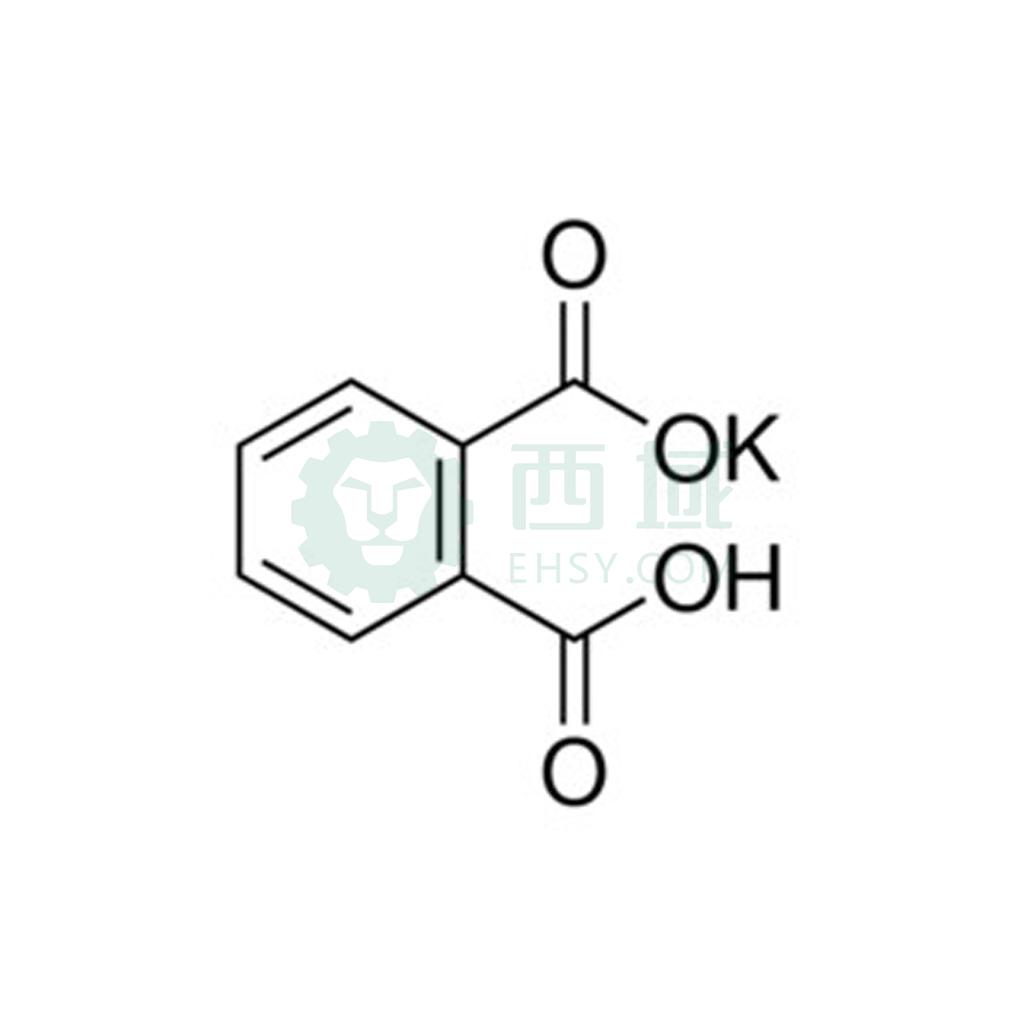 CAS:877-24-7|邻苯二甲酸氢钾|GR(沪试),≥99.8%|500g