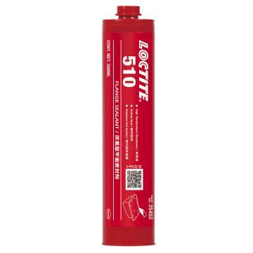 乐泰 平面 密封胶,Loctite 510 耐高温型,300ml