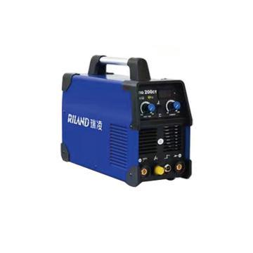 瑞凌 氬弧焊手工焊兩用焊機,TIG-250CT(替換WS-250A),220V,官方標配