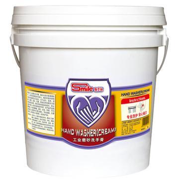 斯麥爾 工業磨砂洗手膏,X026-10 10L 單位:桶