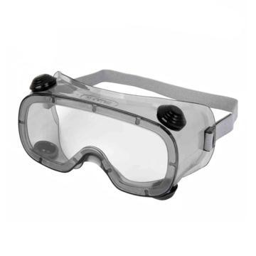代尔塔DELTAPLUS 护目镜,101124,RUIZ1安全护目镜 四阀通风