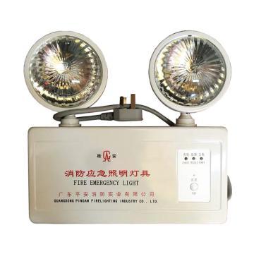 桂安 雙頭消防應急燈,PA-ZFZD-E2W-DT1