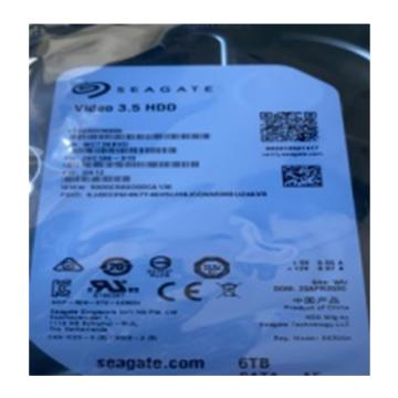 希捷 硬盘,6T ST6000VM000(含服务)