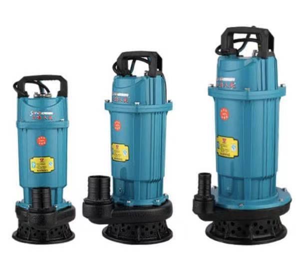 雨水泵1.1kw/1寸