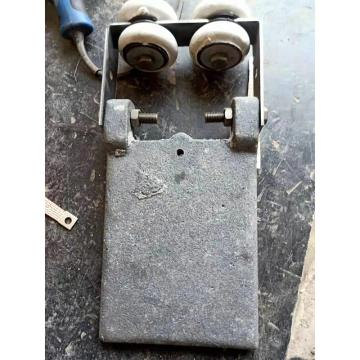 西域推荐 加厚耐磨双粱起重机滑块, 200×300×30cm