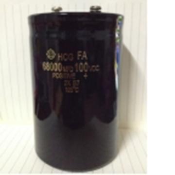 西域推荐 铝电解电容器,100V,68000μF,单位:个