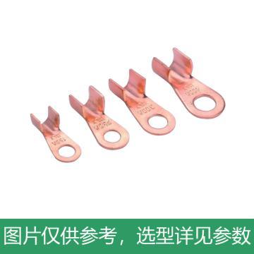 德力西DELIXI 铜开口接线端子(酸洗),OT-500A国标,OT500ASD,100个/包
