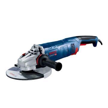 """博世 角磨機,2400W,230mm,配""""颶風""""吸塵裝置GWS 24-230 JZ,06018C3380"""