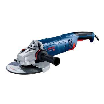 """博世 角磨機,2400W,180mm,配""""颶風""""吸塵裝置GWS 24-180 JZ,06018C2380"""
