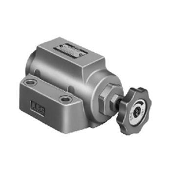 榆次油研 节流阀,额定流量85L/min,管式连接,SRT-06-50