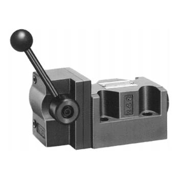 榆次油研 手動換向閥,DMG-04-3C4-21